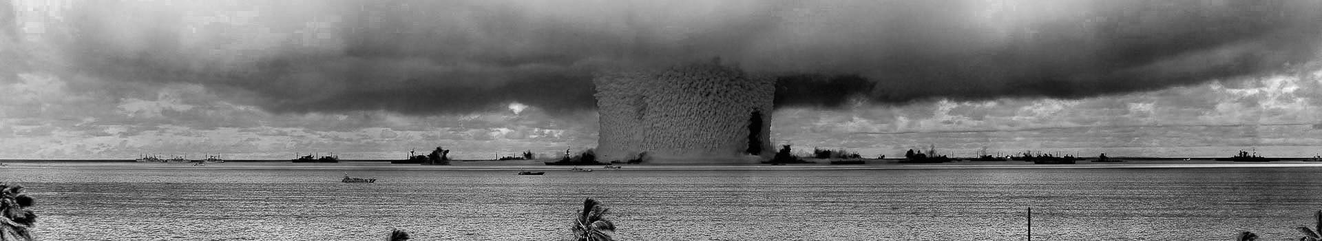 Nuclear Test Bomb