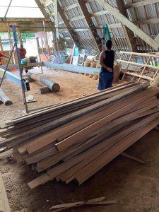 Coconut Lumber