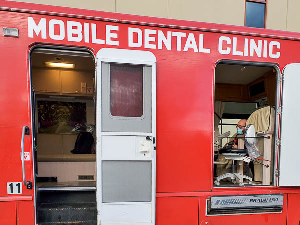 Dental Clinic for uninsured Pacific Islanders